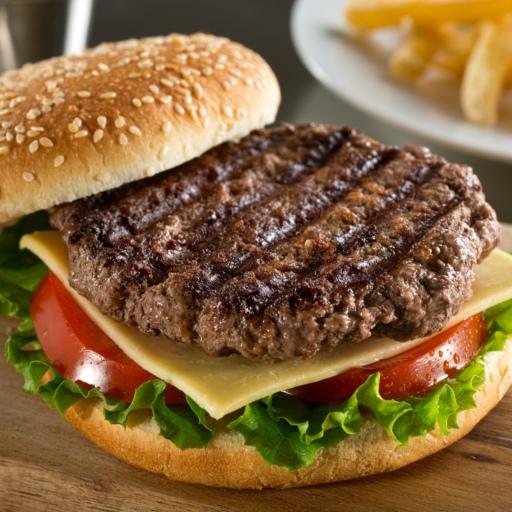 Beef Burger Sandwich