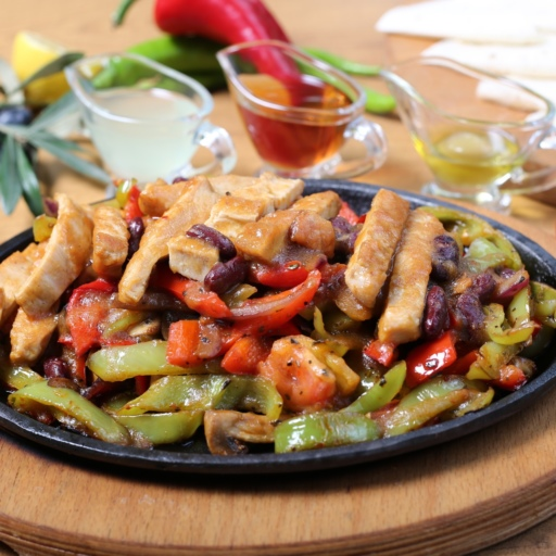 Chicken Breast Fajita