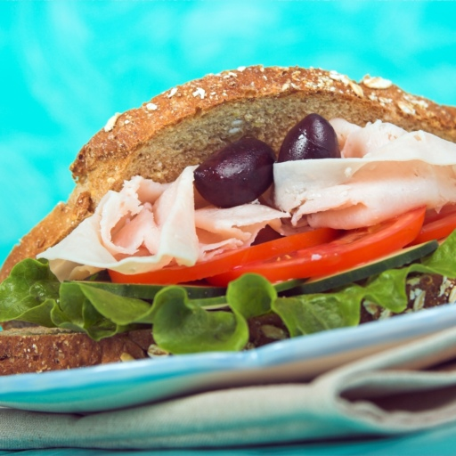Chicken Luncheon Sandwich